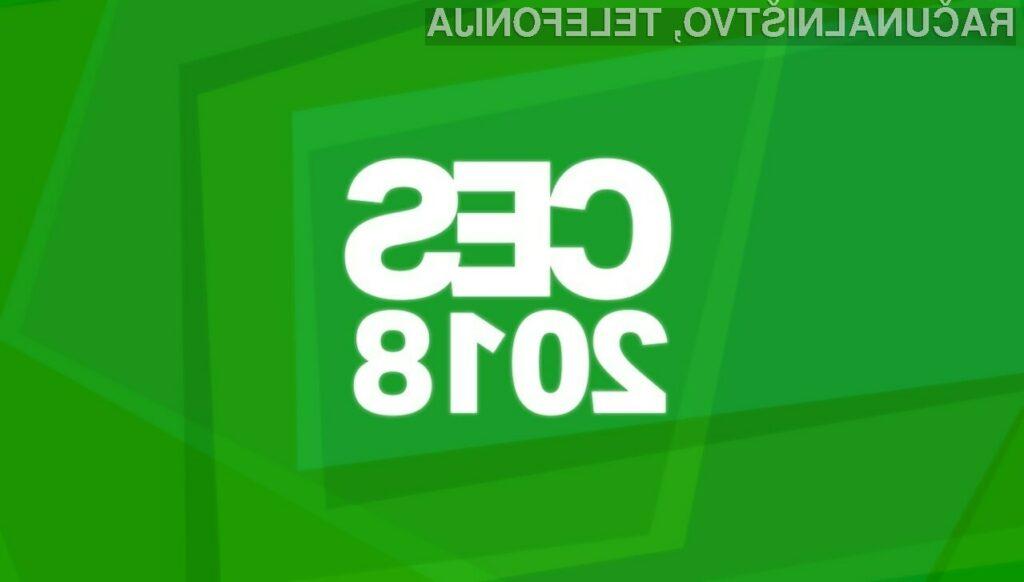 Kaj lahko pričakujemo od CES-a 2018?