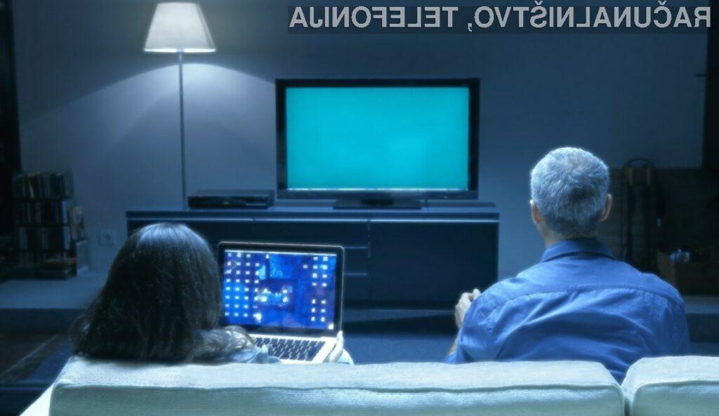 Digitalno oglaševanje prvič preseglo televizijsko