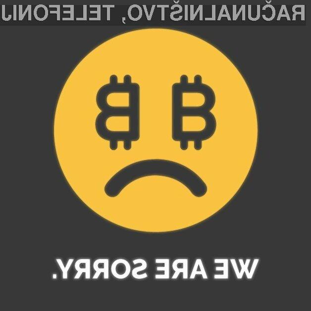 Pri podjetju NiceHash verjamejo, da bodo ukradene kriptovalute dobili nazaj!