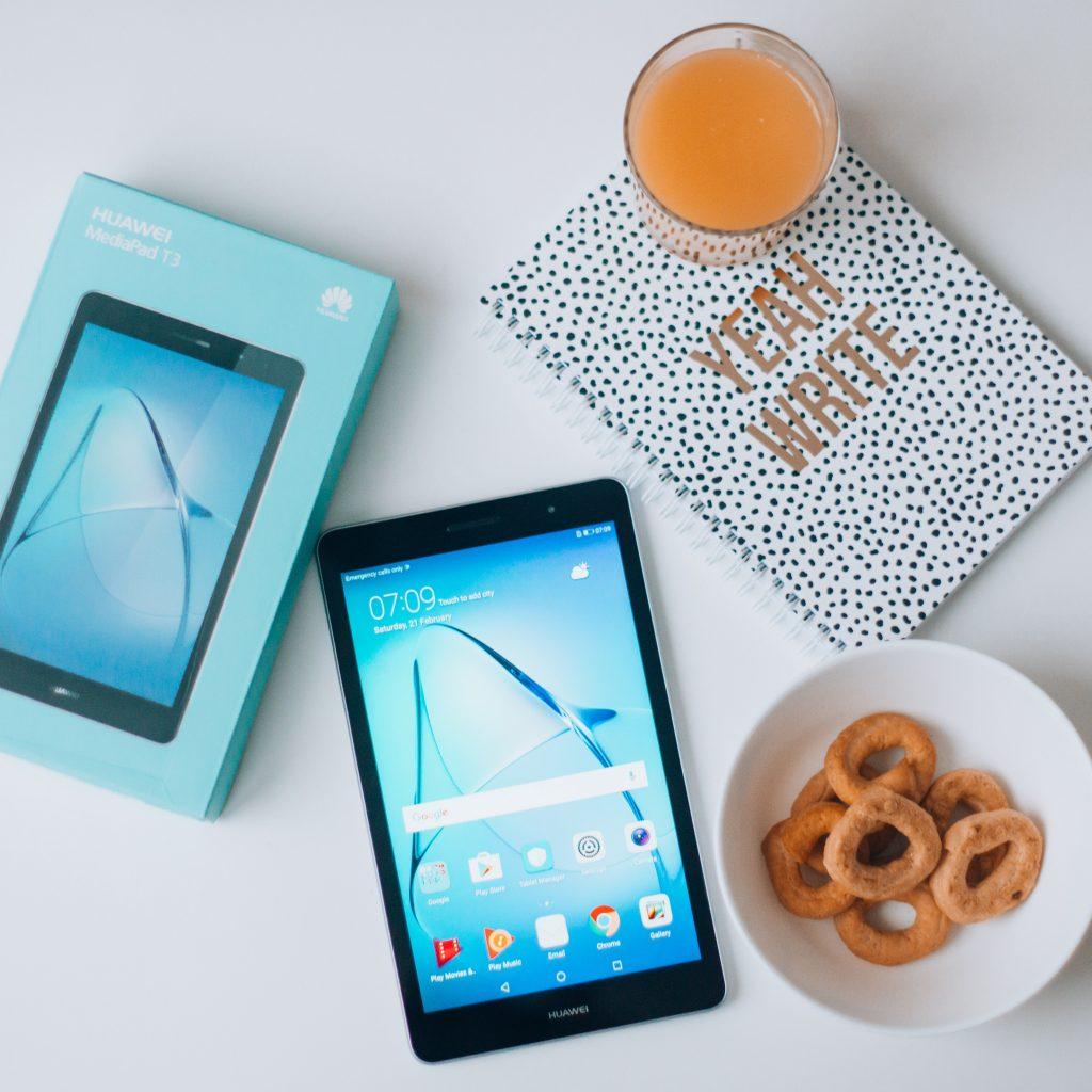 Huawei MediaPad T3 10 - Družinski spremljevalec