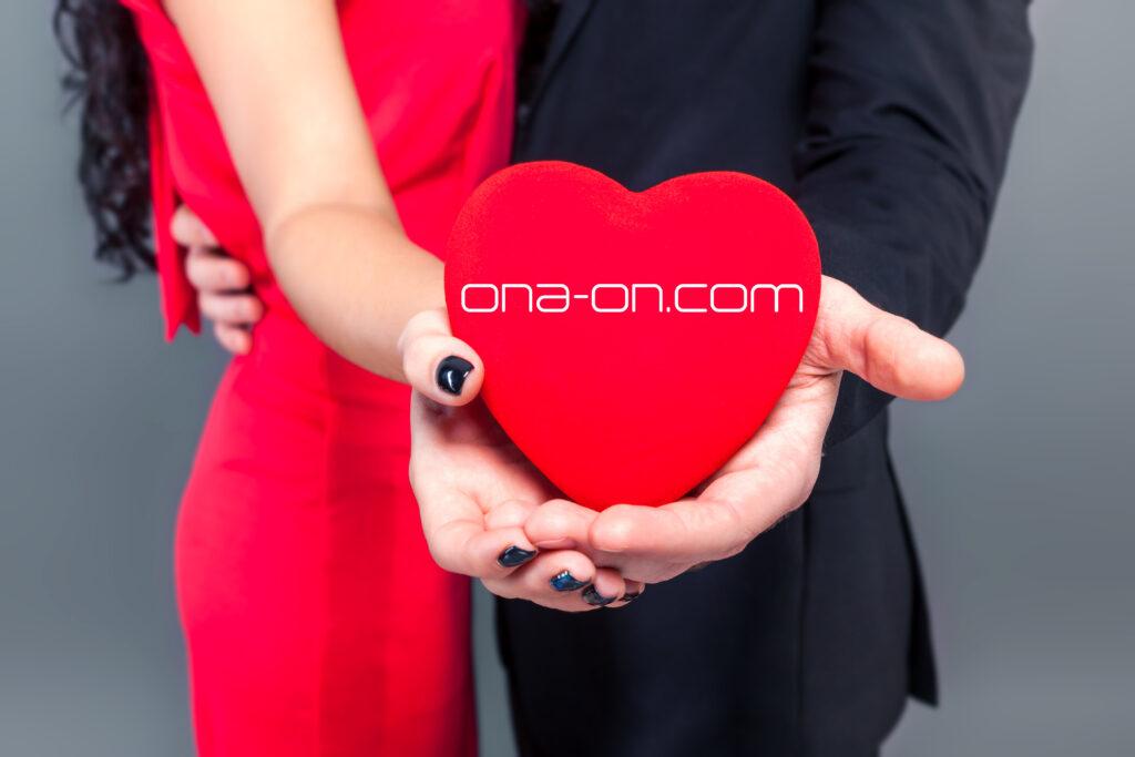 Ljubezen na spletu v 2017: Na ona-on.com letos kar 1.200 novih parov!