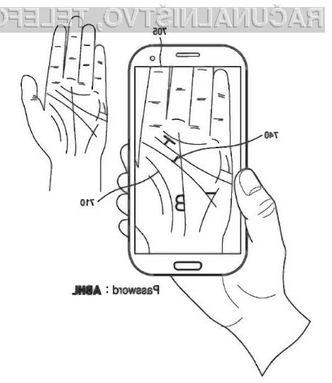 Bo dlan zamenjala prstne odtise?