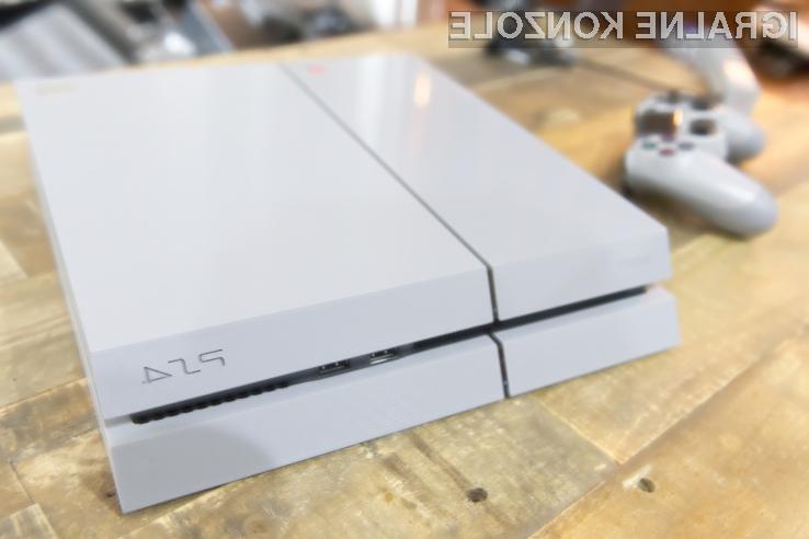 Sony je prodal več kot 70 milijonov konzol PS4 in 2 milijona VR naprav