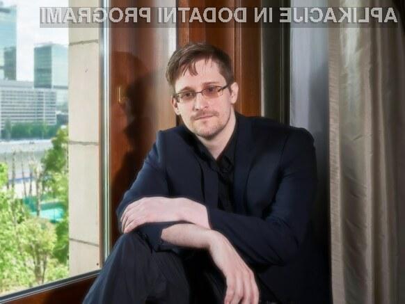 Slavni žvižgač Snowden izdal najbolj varno aplikacijo