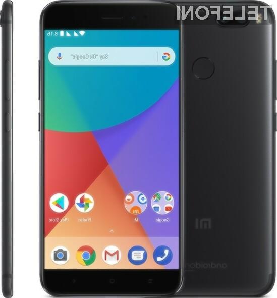1. Xiaomi Mi A1