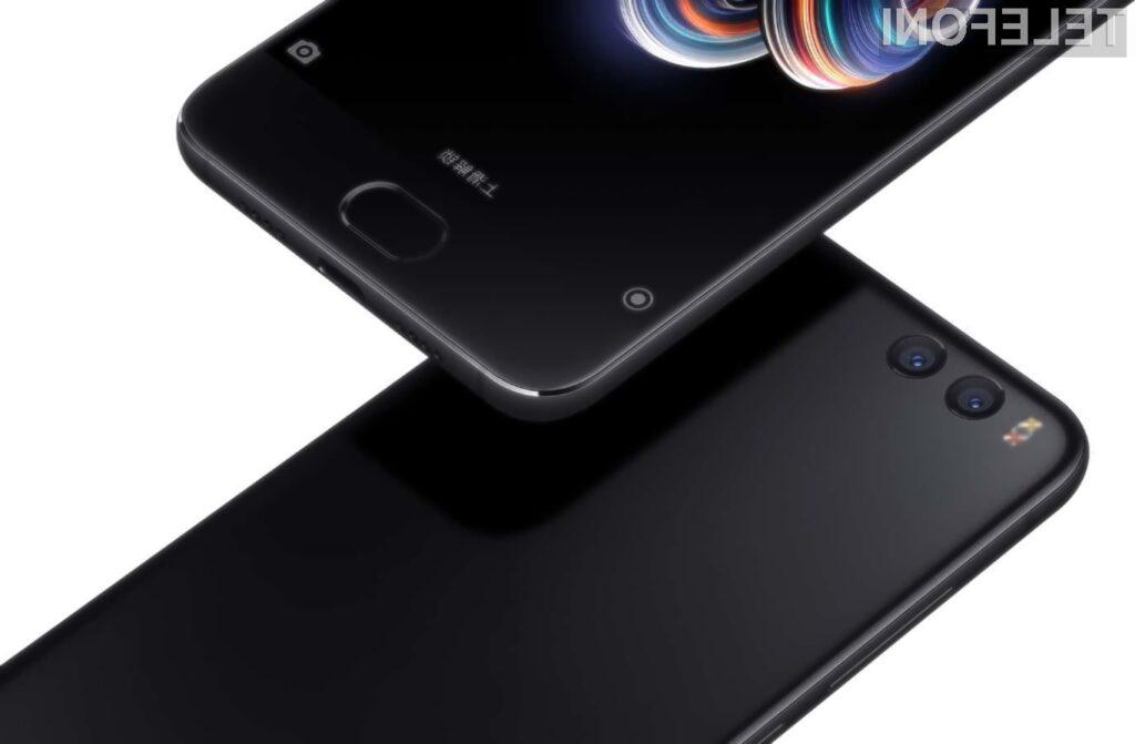 Xiaomi Mi Note 3 za manj kot 300 evrov!