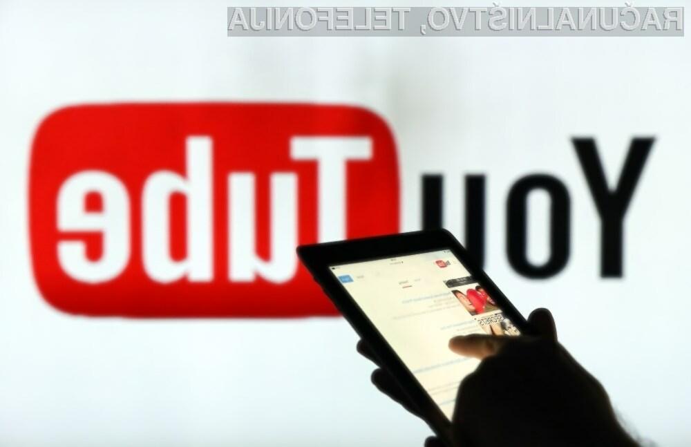 YouTube v naslednjem letu z novo plačljivo storitvijo