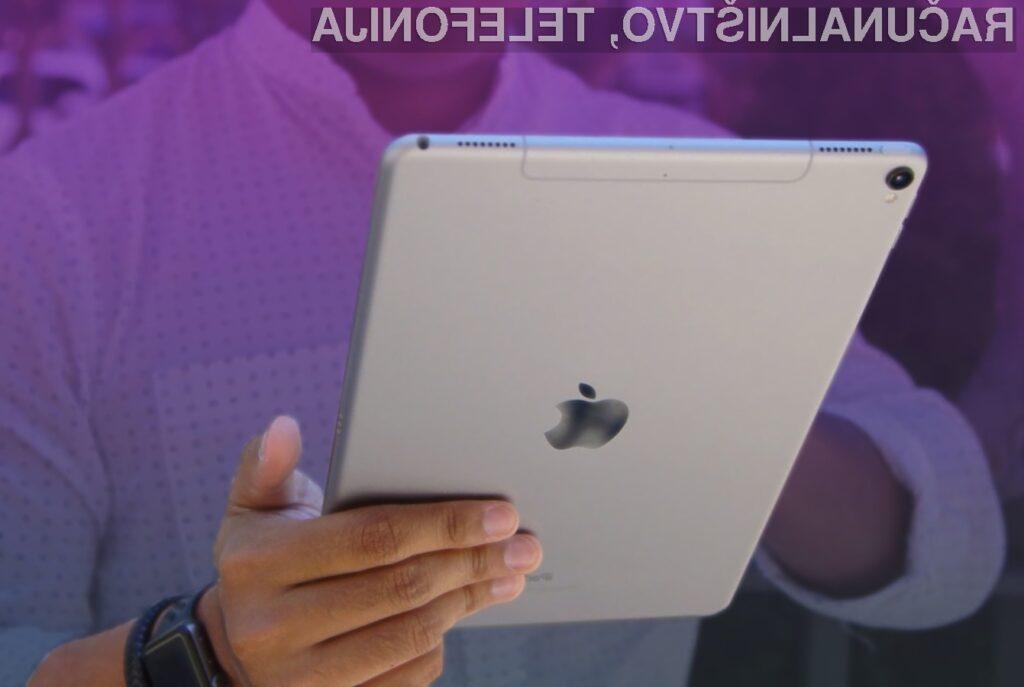 Microsoft Edge naj bi bil upravnikom tabličnih računalnikov iPad na voljo še pred pomladjo.