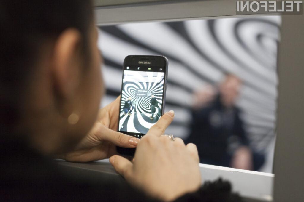 Novi Galaxy A8 (2018) je odlična izbira za ljubitelje sebkov!