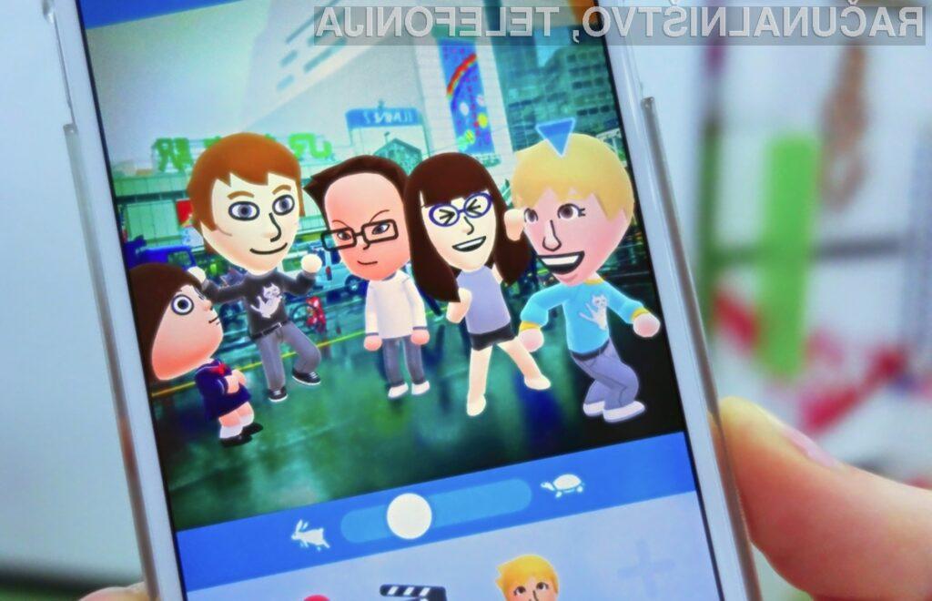 Nintendova aplikacija Miitomo od maja naprej ne bo več na voljo za uporabo!