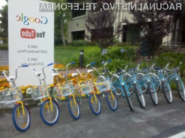 Google ima resne težave s kolesi