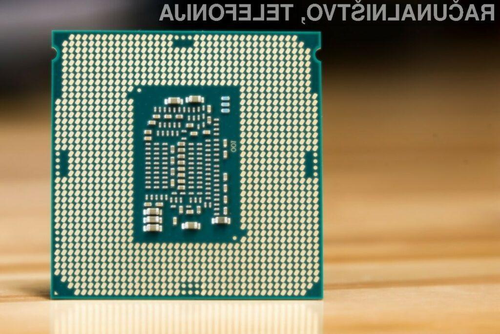 Ranljivostim Meltdown in Spectre je izpostavljenih  kar precej Intelovih procesorjev!