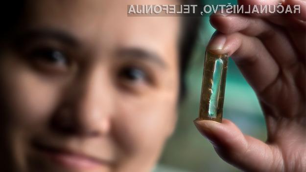 Z Nanowire se baterije nikoli ne obrabijo