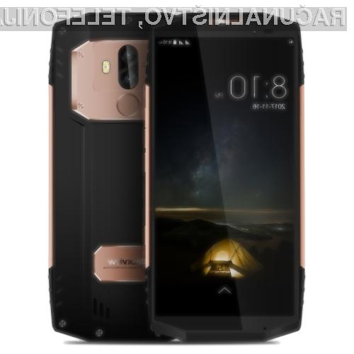 Pametni mobilni telefon Blackview BV9000 Pro.