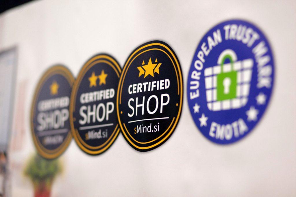 Imate spletno trgovino? Pridobitev evropske oznake zaupanja vam lahko pomaga pri širitvi v tujino!
