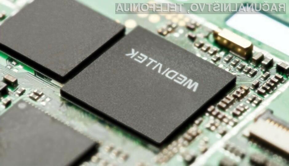 Mobilna procesorja MediaTek Helio P40 in Helio P70 bosta pohitrila poceni pametne mobilne telefone.