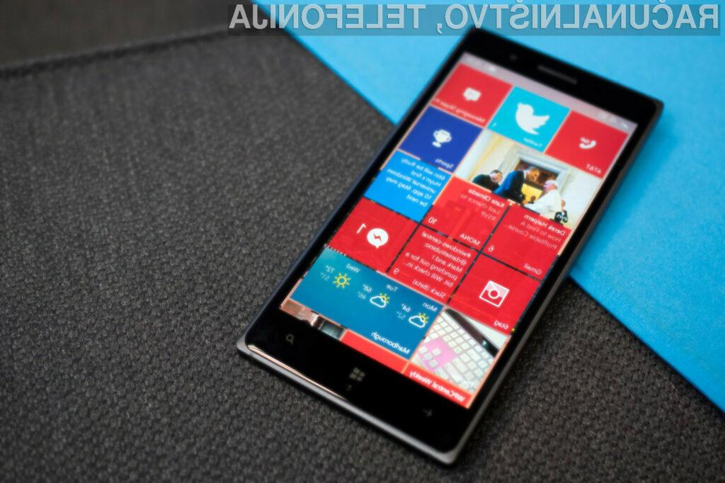 Windows 10 Mobile je dokončno mrtev