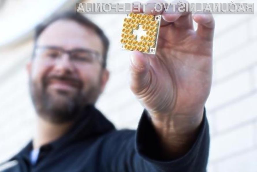 Kvantni računalnik na silicijevi osnovi