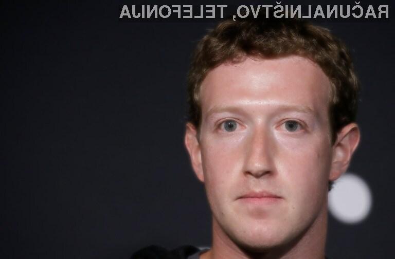 Facebook nezakonito zbira naše podatke