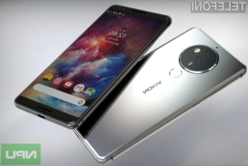 Pametni mobilni telefon Nokia 8 Pro bo omogočal zajem superkakovostnih fotografij.