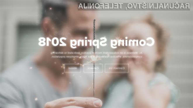 Apple odpira klinike AC Wellness za svoje zaposlene