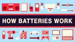 Kako delujejo baterije?