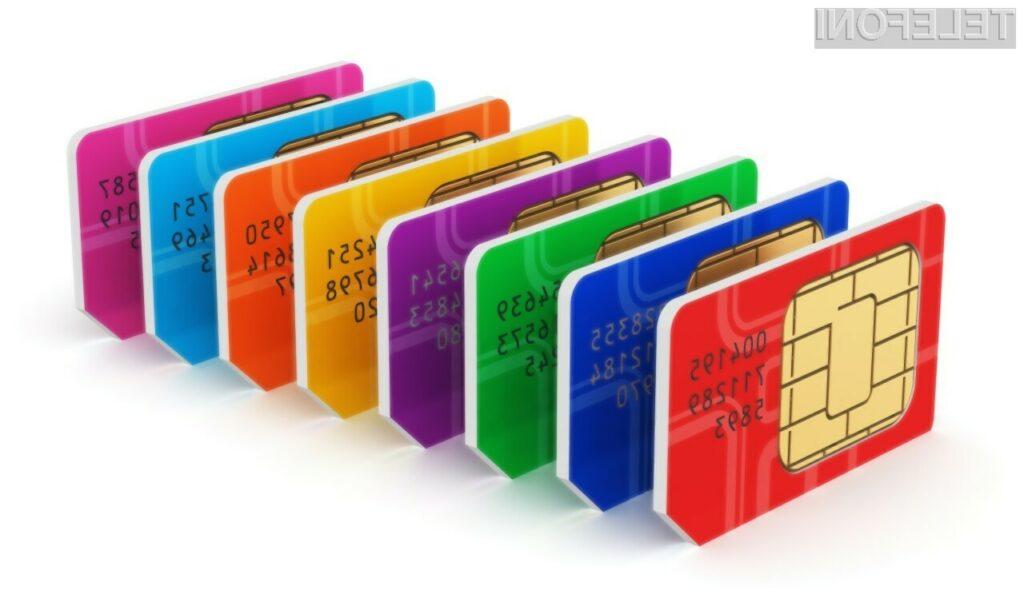 Bo kartica SIM kmalu vgrajena kar v procesor telefona?