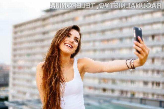 Posamezniki ne želijo več izgledati kot slavne osebe ampak kot filtrirana različice iz Snapchata.