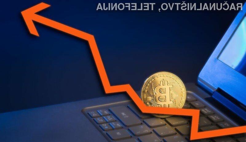 Na trgu kriptovalut je ponovno vroče: cene Bitcoina, Ethereuma in Rippla se ponovno vzpenjajo