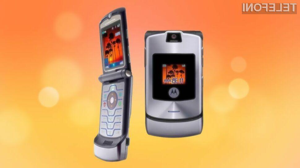 Si predstavljate novi Motorola Razr? Mi si ga