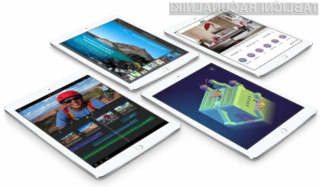 Ali Apple pripravlja kar dva nova modela iPada?