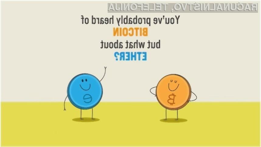 Primerjajmo Bitcoin in Ether