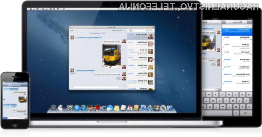 V prihodnje bi lahko eno aplikacijo poganjali na vseh Applovih napravah!