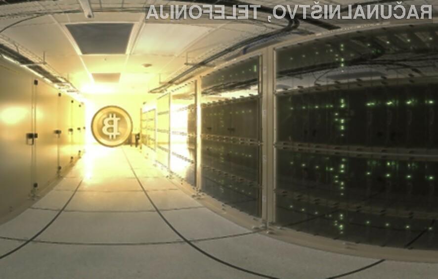 Znanstveniki ujeti pri rudarjenju Bitcoinov s superračunalnikom