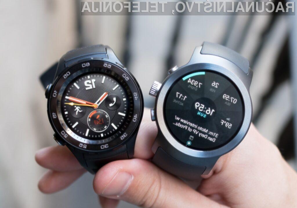 Možnost upravljanja pametnih ročnih ur z gestami po zraku bi močno poenostavila uporabo teh naprav.