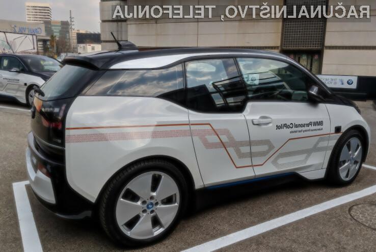 BMW si želi spremeniti naš telefon v avtomobilski ključ
