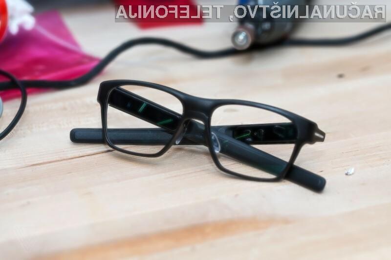 Končno imamo pametna očala, ki niso videti kot naprava iz Vojne zvezd