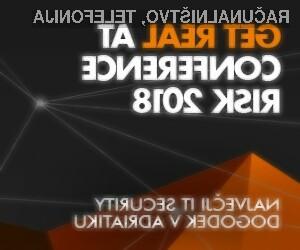 Bliža se konferenca RISK, največji dogodek o informacijski varnosti