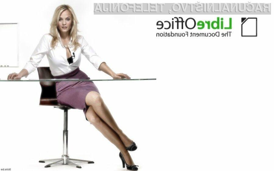 Novi LibreOffice 6.0 prinaša zvrhan koš uporabnih novosti