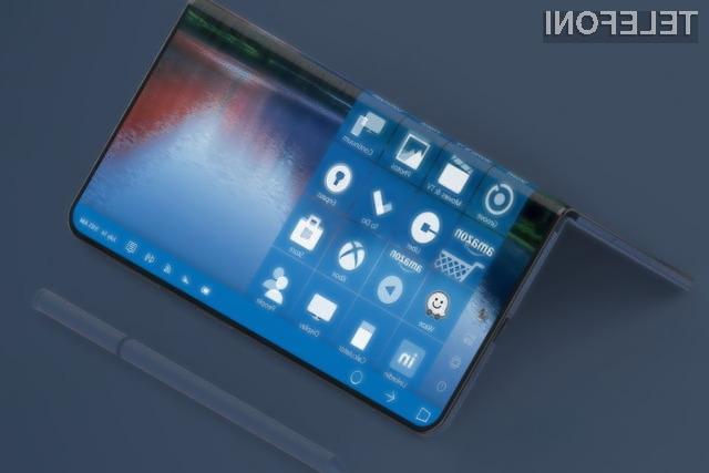 Ali je Microsoft razkril, kakšen bo Surface Phone?