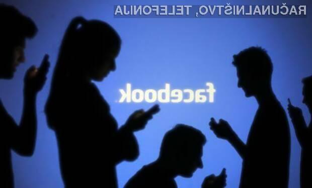 Facebook prvič izgubil aktivne uporabnike