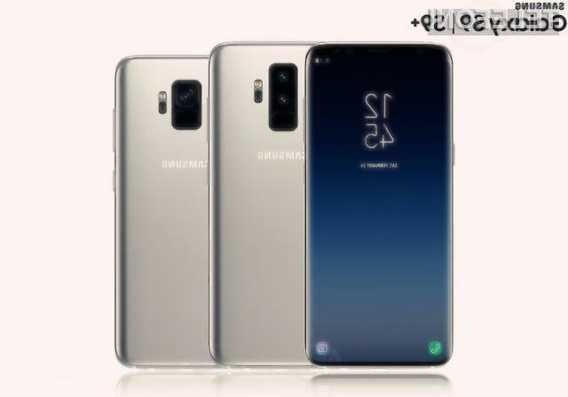 Od novega pametnega mobilnega telefona Samsung Galaxy S9 lahko pričakujemo veliko!