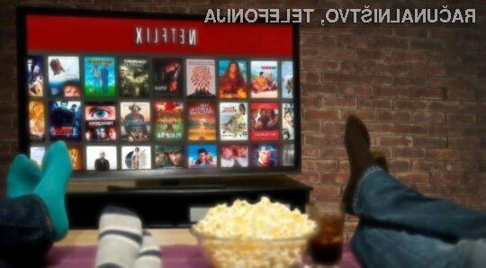 Netflix v letu 2018 z proračunom vrednim več kot 8 milijard dolarjev