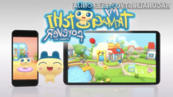 Mobilna igra My Tamagotchi Forever je že navdušila mnoge. Je tudi vas?