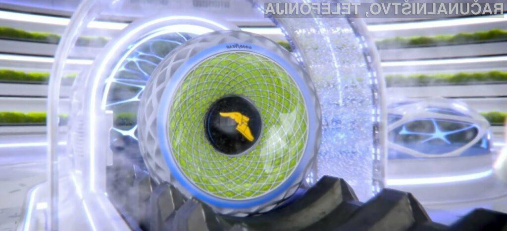 Avtomobilske pnevmatike, ki čistijo zrak