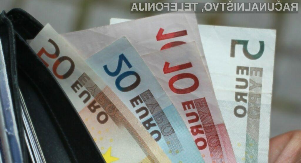 EU namerava uvesti nove obdavčitve internetnih podjetij