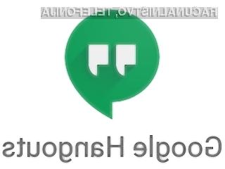Googlova spletna klepetalnica Hangouts Chat je po dolgih letih le dočakala kočno različico.