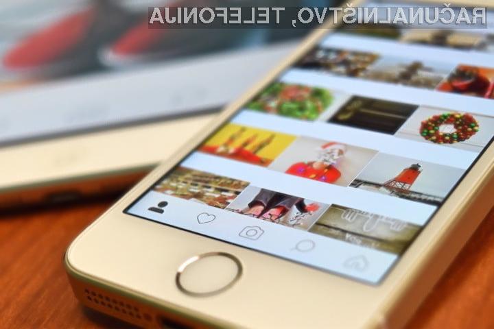 Bo Instagram zares omogočal glasovne in video klice?