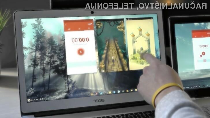Novi Google Chrome OS bo privzeto podpiral programe pripravljene za Linux!