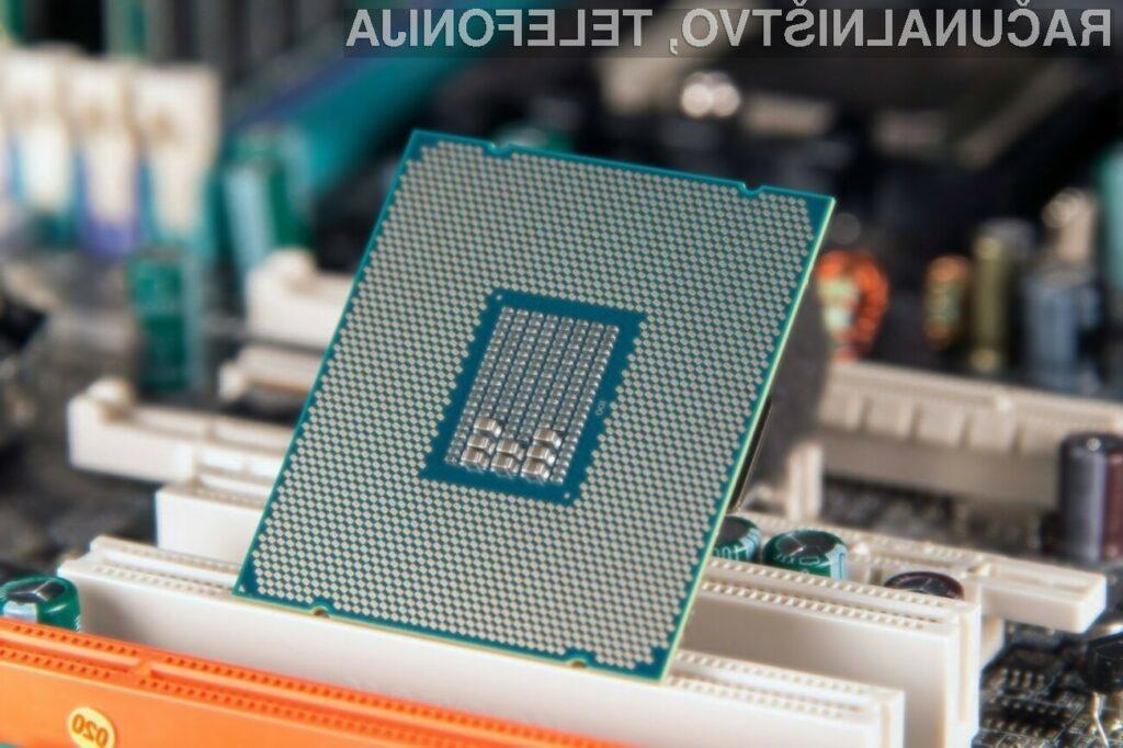Intel bo kmalu ponudil v prodajo bogato paleto procesorjev Core in Pentium s sredicami Coffee Lake S.